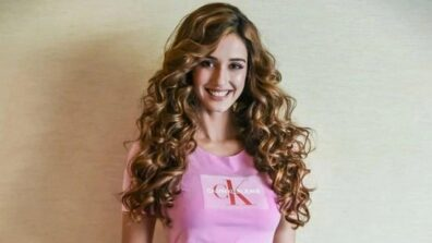 All the times Disha Patani's hair was absolute goals 2