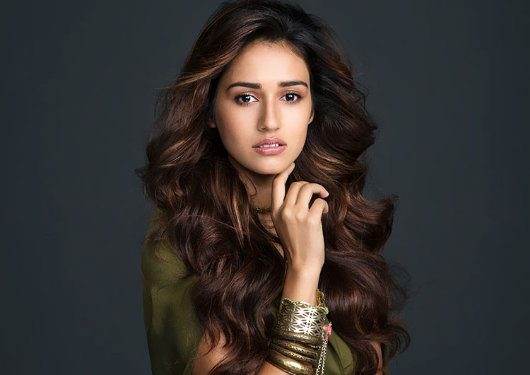 All the times Disha Patani's hair was absolute goals