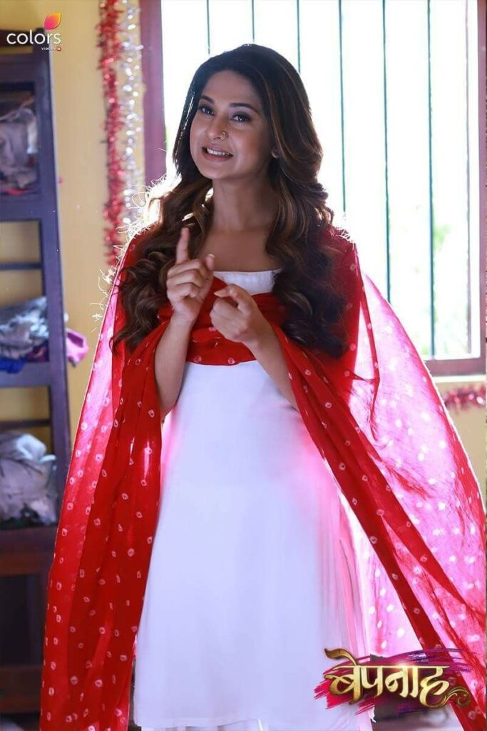 All the times Jennifer Winget absolutely slayed in a desi avatar 3