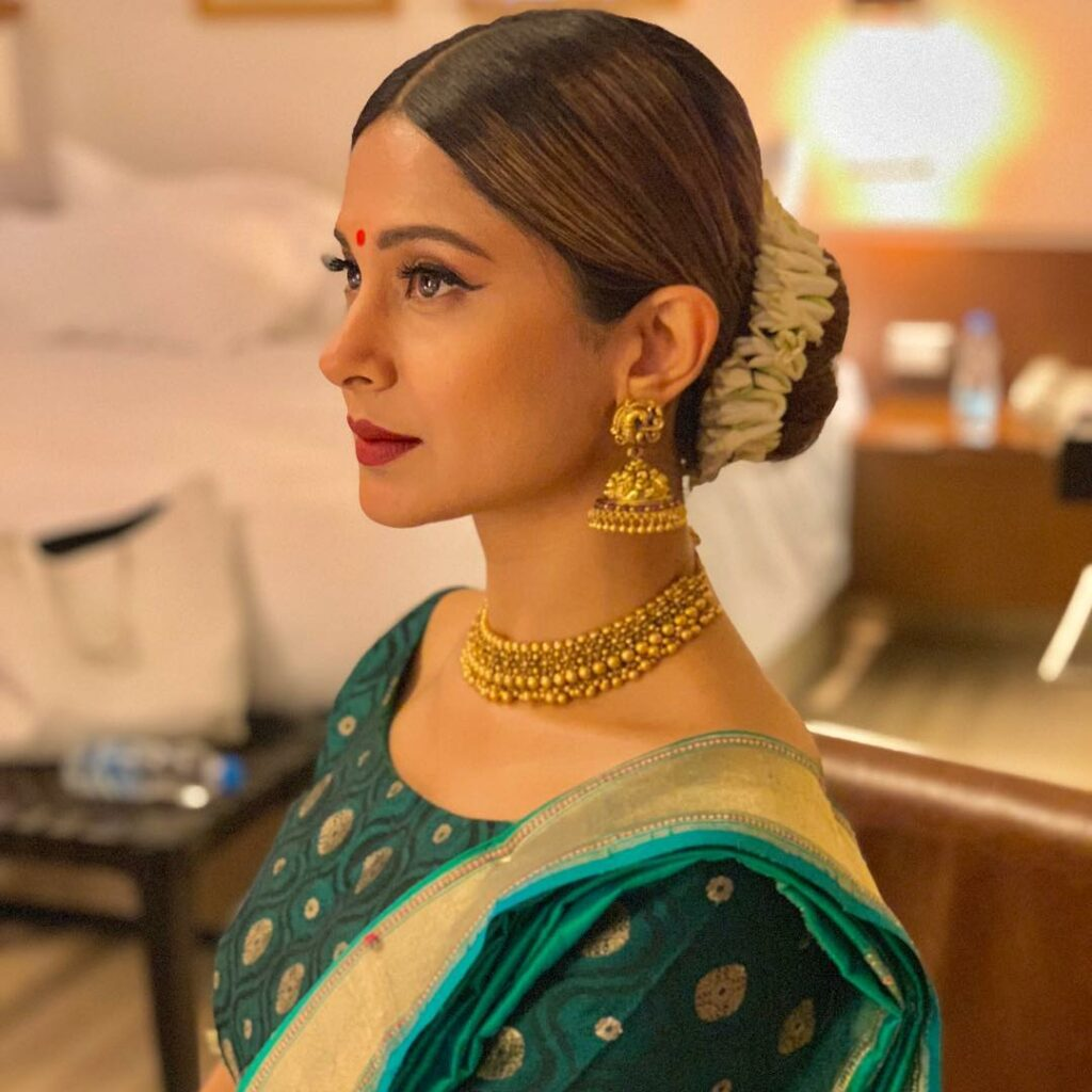 All the times Jennifer Winget absolutely slayed in a desi avatar 6