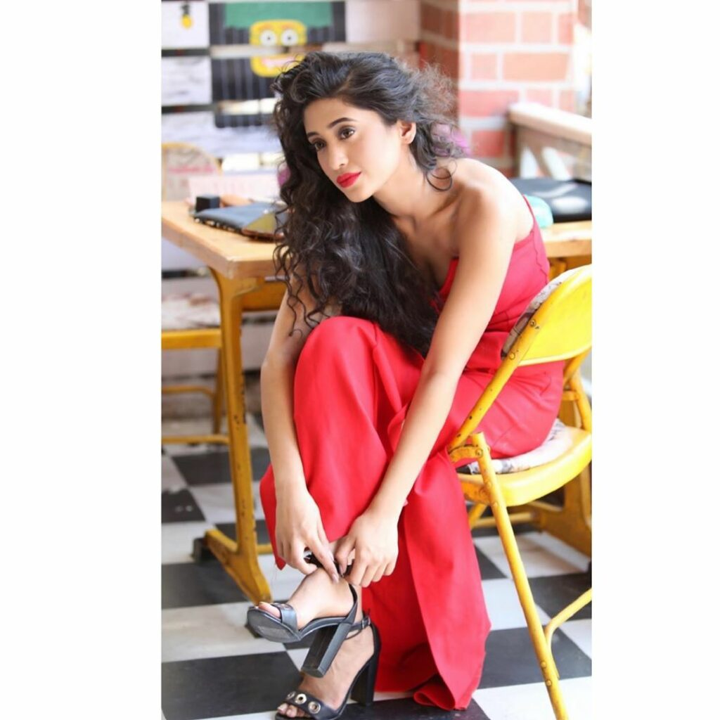 All the times Shivangi Joshi's hair was absolute goals 4