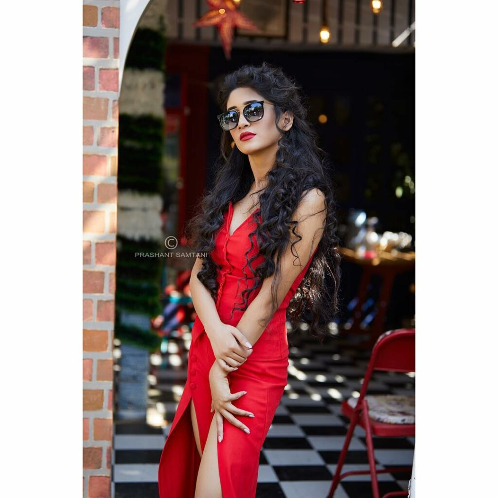 All the times Shivangi Joshi's hair was absolute goals 6