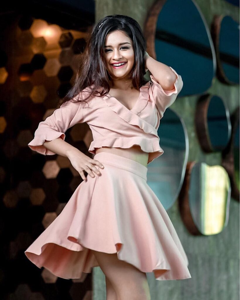 All the times TikTok star Avneet Kaur was the epitome of cuteness 6