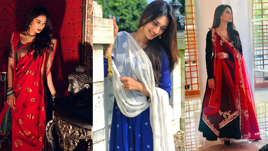 All The Times When Erica Fernandes Gave Fashion Goals In Kasautii Zindagii Kay 3