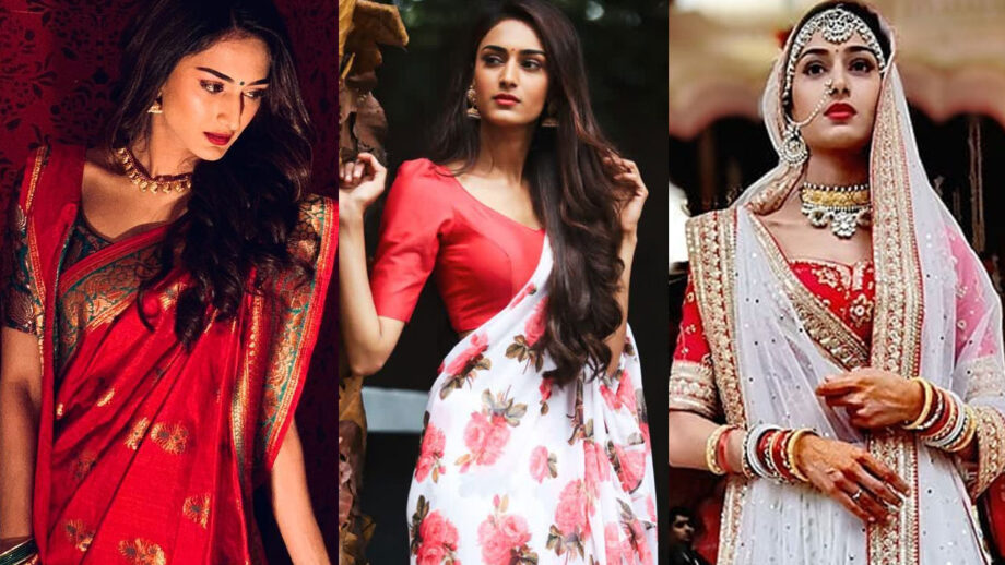 All the times when Erica Fernandes gave fashion goals in Kasautii Zindagii Kay 4