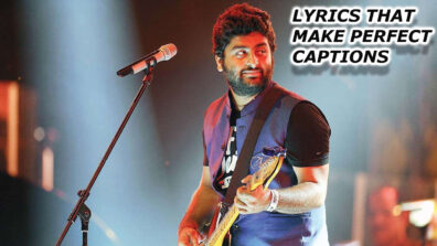 Arijit Singh Songs Lyrics that will make perfect captions for your social media