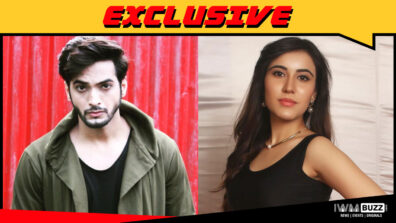 Ashish Dixit and Sheena Bajaj in &TV's Laal Ishq