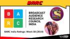 BARC India Ratings: Week 38 (2019); Sony TV and Kundali Bhagya on top