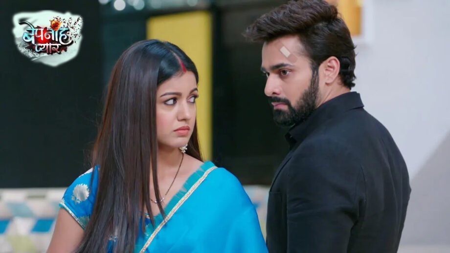 Bepanah Pyaar 02 Sept 2019 written updates Full Episode: Raghbir keeps his promise of not to drink