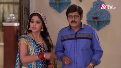 Bhabhiji Ghar Par Hai: Angoori and Tiwari to have an ugly argument