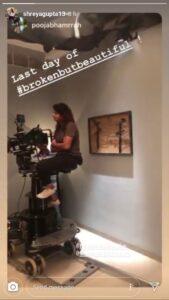 Broken but Beautiful Season 2 wraps up shoot