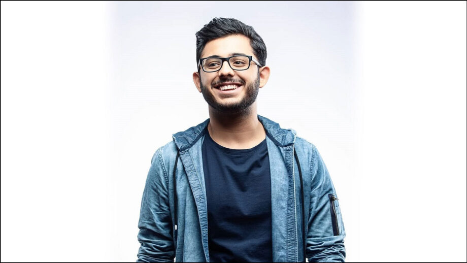 CarryMinati completes 8 million YouTube subscribers