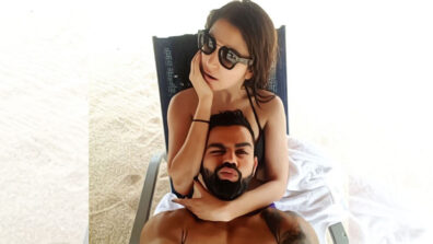 Check out Virat Kohli and Anushka Sharma's latest super hot beach picture