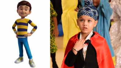 Choti Sarrdaarni: Nickelodeon's Super Hero Rudra to grace Param's birthday party 1