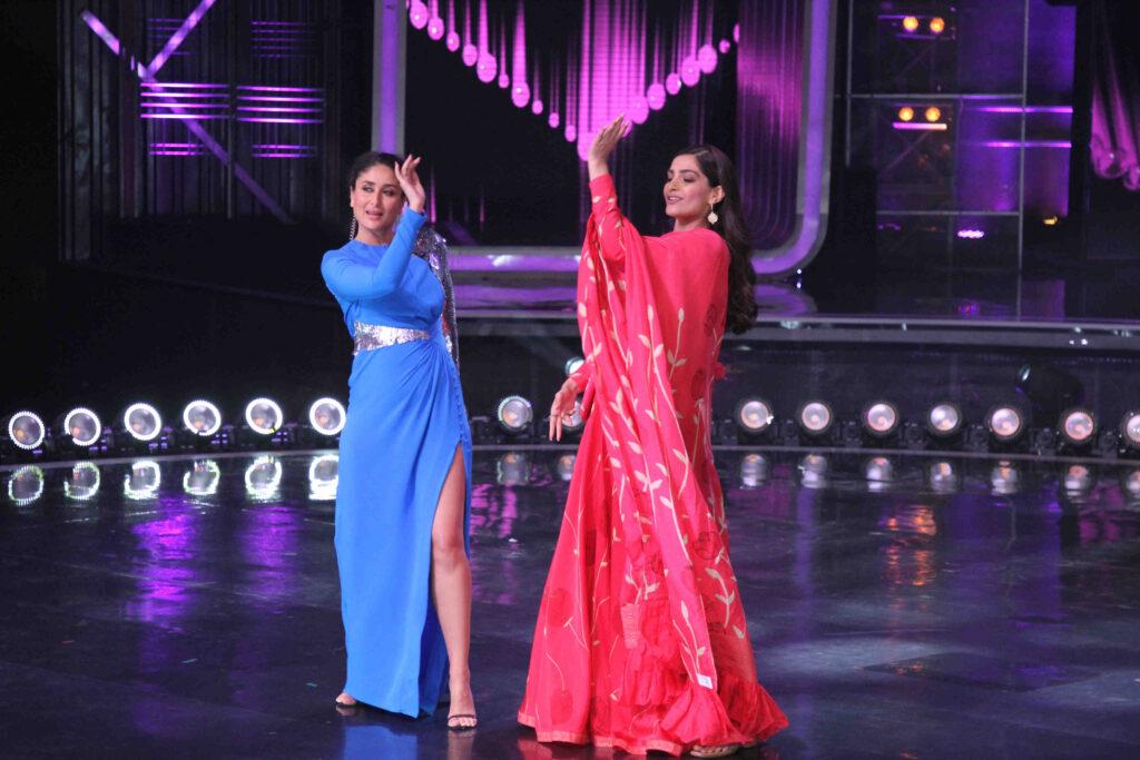 Dance India Dance: Kareena Kapoor Khan and Sonam Kapoor recreate Tareefan 1