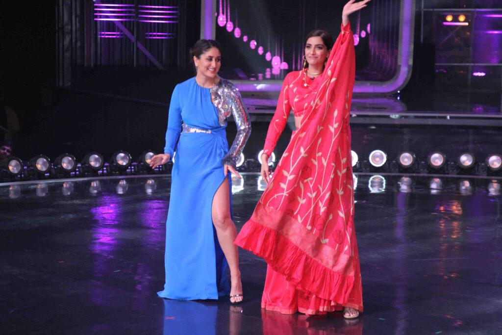 Dance India Dance: Kareena Kapoor Khan and Sonam Kapoor recreate Tareefan 2