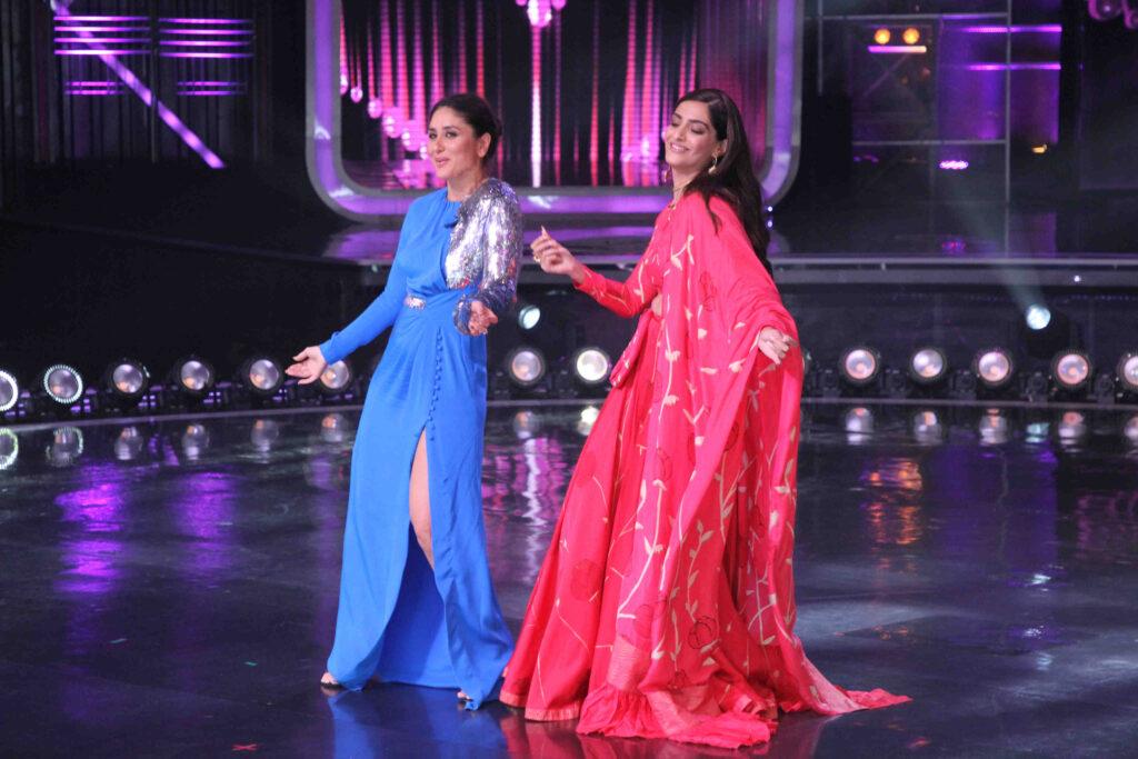 Dance India Dance: Kareena Kapoor Khan and Sonam Kapoor recreate Tareefan 7