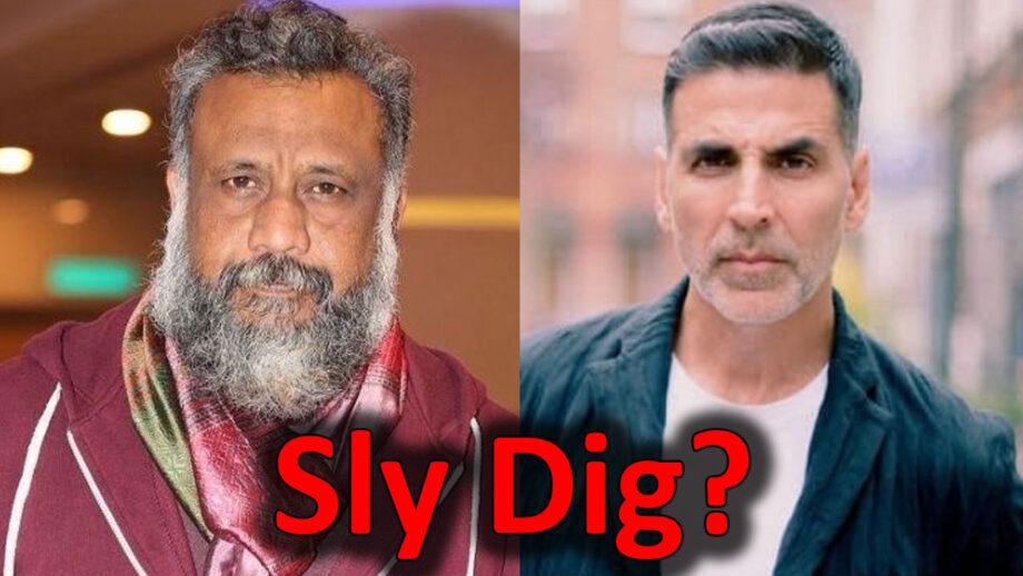 Did Anubhav Sinha take a sly dig at Akshay Kumar? 1