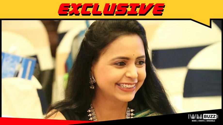 Dipti Bhagwat to enter Sony TV's Mere Sai