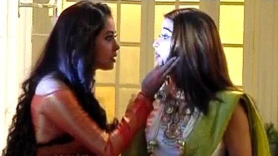 Divya and Drishti from supernatural drama Divya Drishti are major sibling goals 1