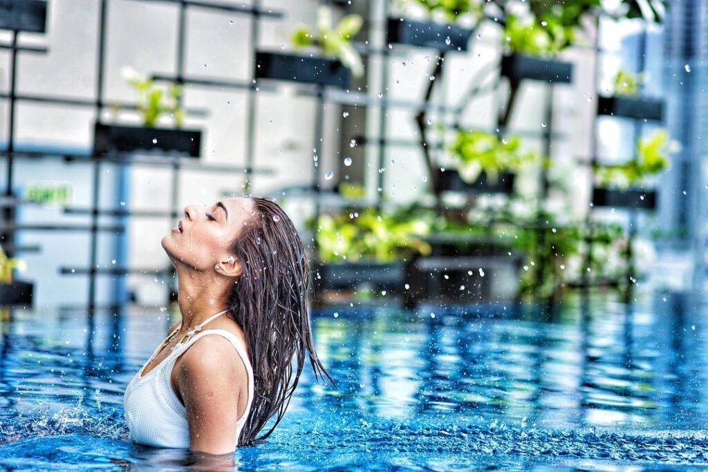 Erica Fernandes Inspired Swimsuits to Make the Most of Monsoon Magic 1