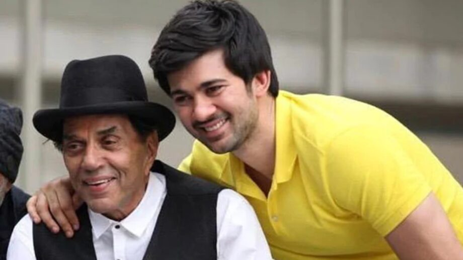 Find out what Karan Deol has to say on how he handles the Nepotism debate