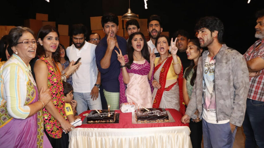 Guddan Tumse Na Ho Payega team celebrates one year completion 10
