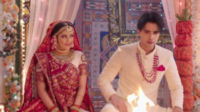 Hamari Bahu Silk: Naksh to organize Pakhi's death ceremony soon after marriage