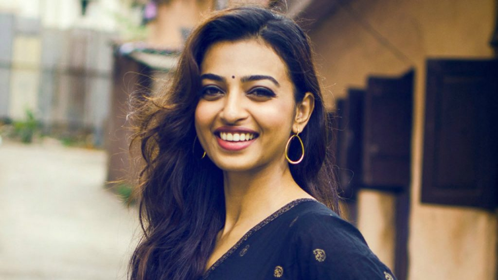 Here's some cuteness from our favourite girl Radhika Apte to brighten your day