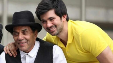 I want Karan to be a good human being first' - Dharmendra