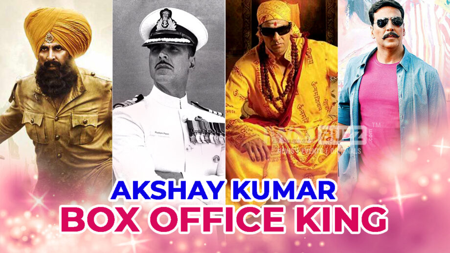 Is Akshay Kumar the safest box office bet in Bollywood?