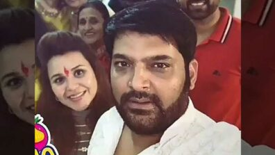 Kapil Sharma and wife Ginni Chatrath's first Ganesh Chaturthi celebration post marriage