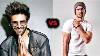 Kartik Aaryan vs Sushant Singh Rajput: Who tops the hotness meter? 4