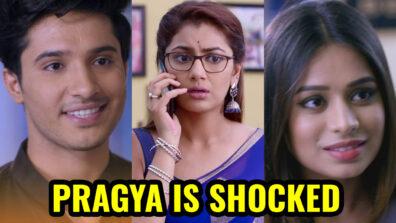 Kumkum Bhagya: Pragya shocked to know of Rishi and Priyanka's past