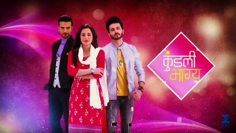 Kundali Bhagya 11 September Written Update Full Episode: The wedding is done and Karan is Behind the veil