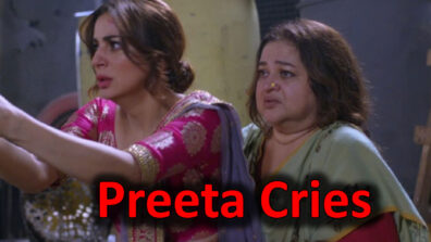 Kundali Bhagya: Preeta cries her heart out on reaching Sarla's home