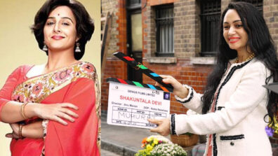 Meet the special person who took the muhurat clap of Vidya Balan's Shakuntala Devi 2