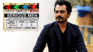 Nawazuddin Siddiqui's Netflix starrer Serious Men shoot begins