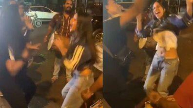 Nia Sharma dances her heart out