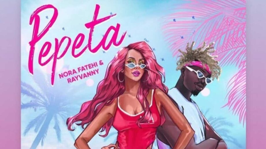 Nora Fatehi's new song 'Pepeta' is out