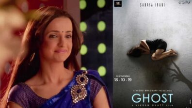 Official poster of Sanaya Irani's film 'Ghost' is out