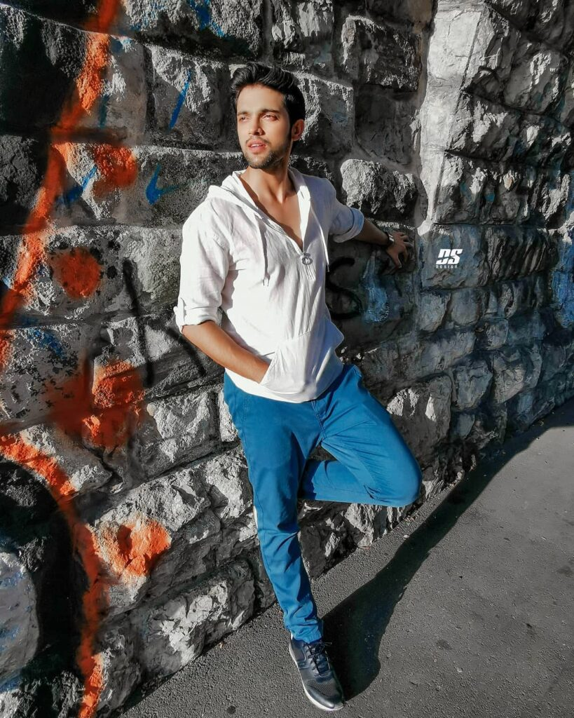 Our favorite TV superstar Parth Samthaan's style game is always on point 3