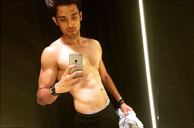 Our favorite TV superstar Parth Samthaan's Style Game revealed 13