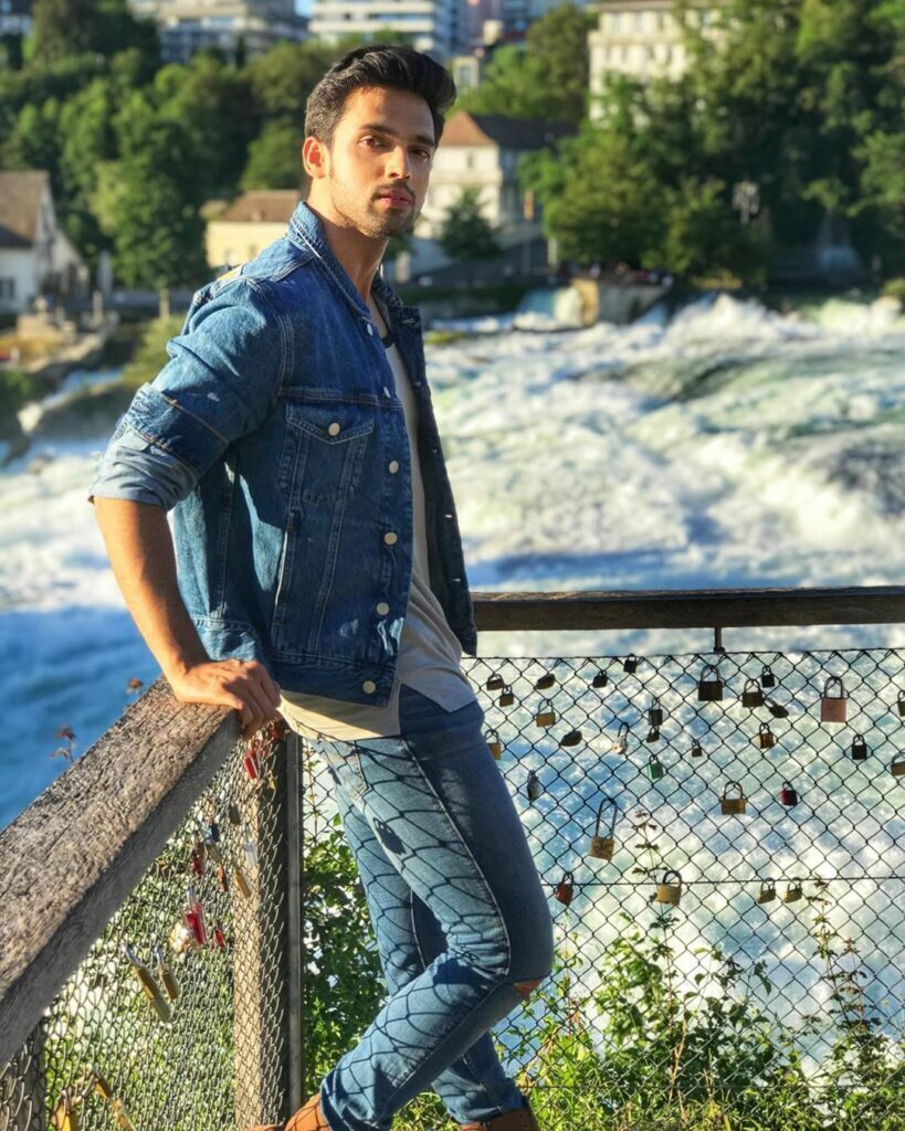 Our favorite TV superstar Parth Samthaan's Style Game revealed 8