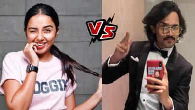 Prajakta Koli vs Bhuvan Bam : Who wins the YouTube race?