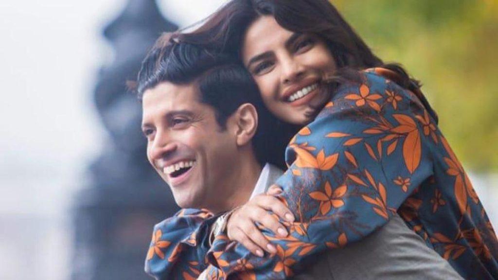 Priyanka Chopra and Farhan Akhtar head together for the TIFF