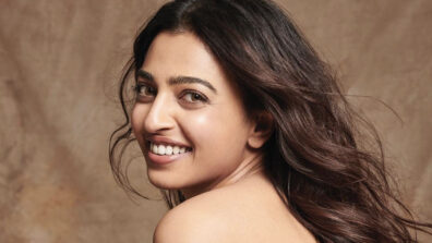 Radhika Apte in Apple's series Shantaram