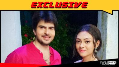 Rahil Azam and Arina Dey in &TV's Laal Ishq