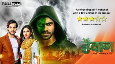 Review of Zee TV's Haiwaan: A refreshing sci-fi concept with a few chinks in its armour