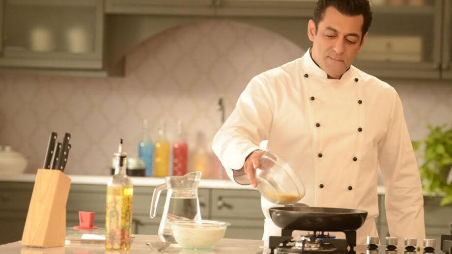 Salman Khan turns 'chef' for the new promo of Bigg Boss 13